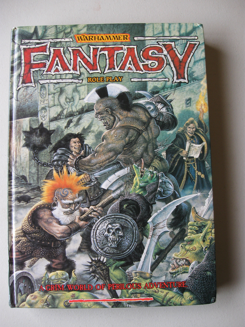 Warhammer Fantasy Roleplay 1st Edition Pdf