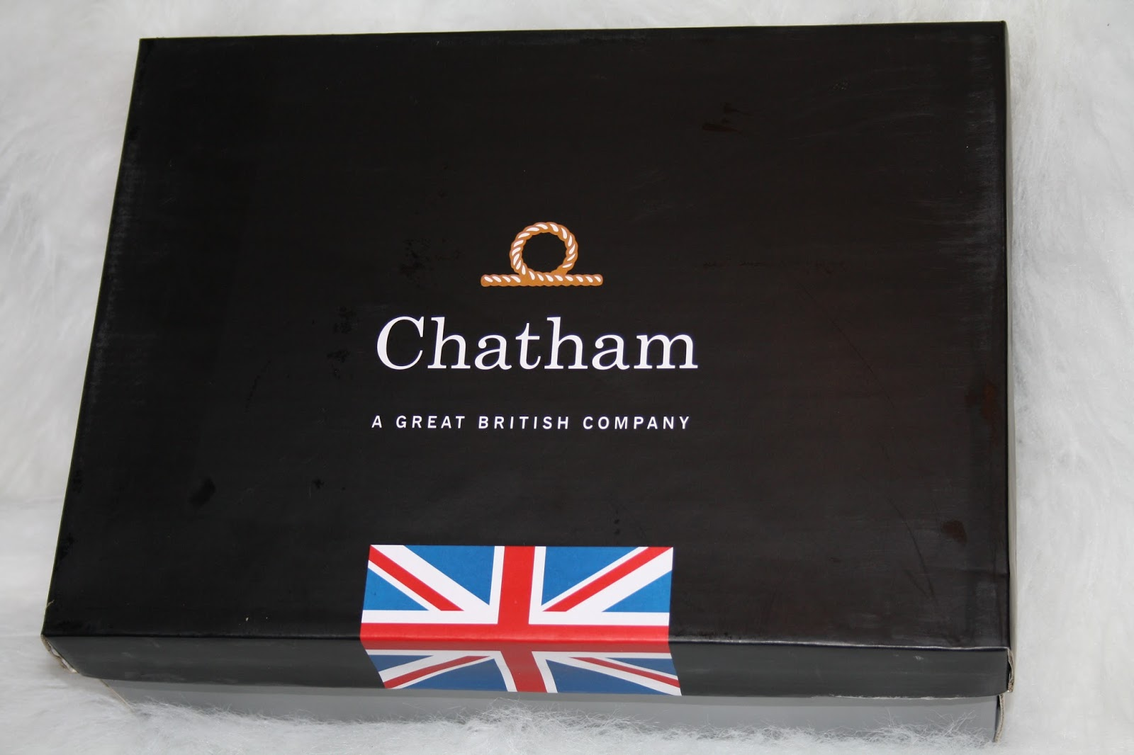 My lovely Chelsea Boots from Chatham Footwear