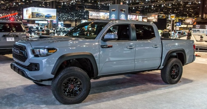 toyota tacoma 2017 review cars reviews rumors and prices. Black Bedroom Furniture Sets. Home Design Ideas