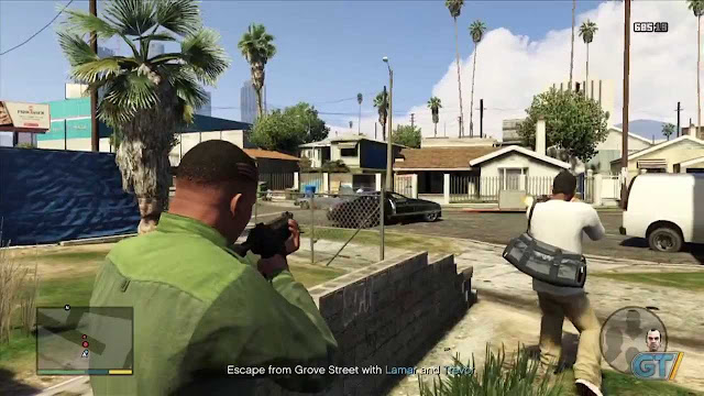 GTA V Wanted Level Cheat