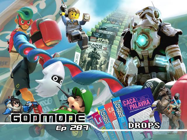 GODMODE 287 - DROPS