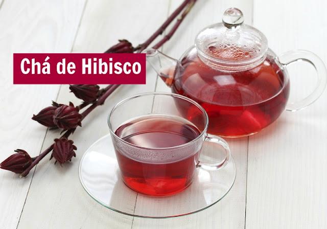 Chá de Hibisco,Beneficios a saúde,Uma Garota Chamada Sam