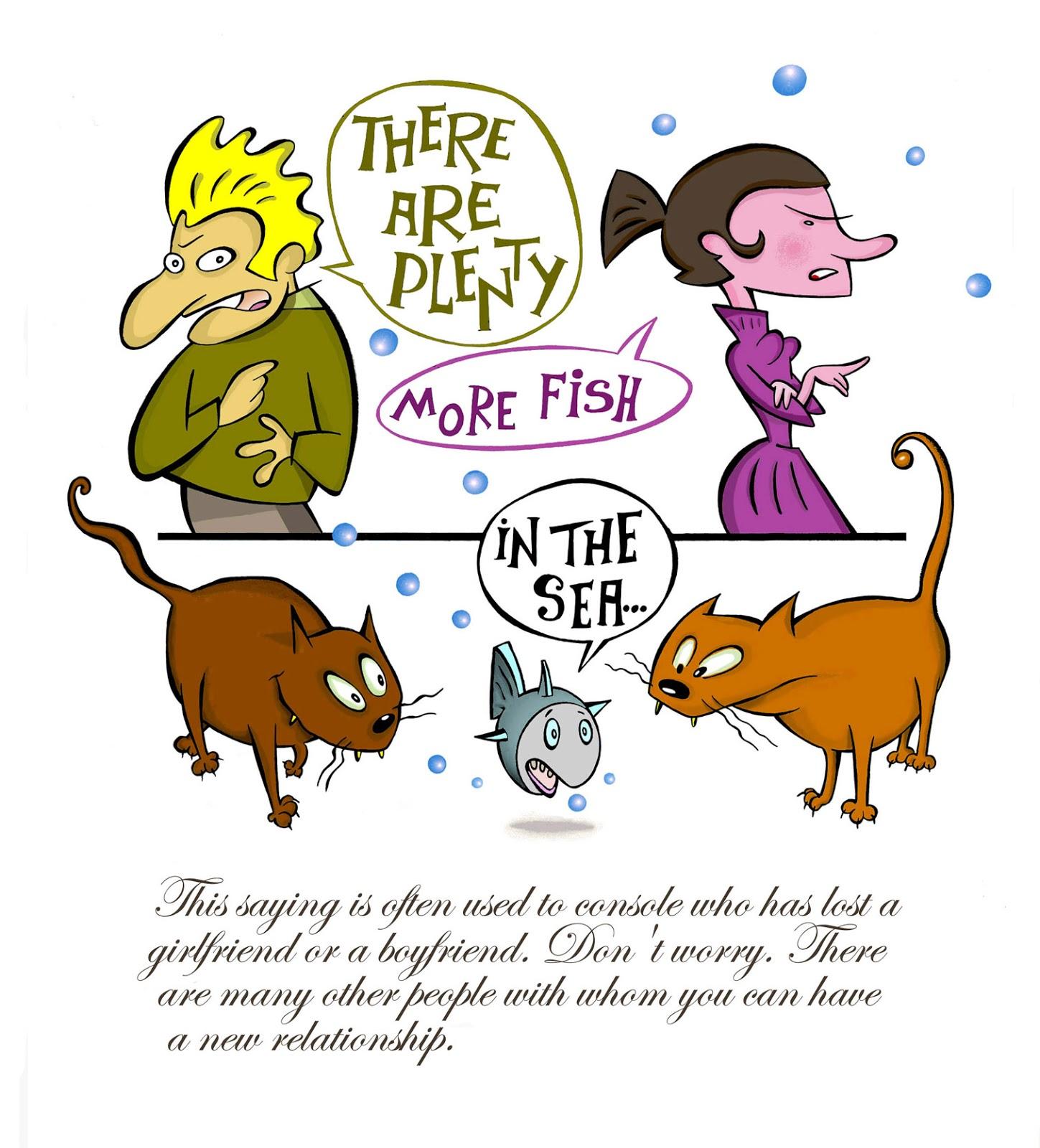 English Idioms Illustrated