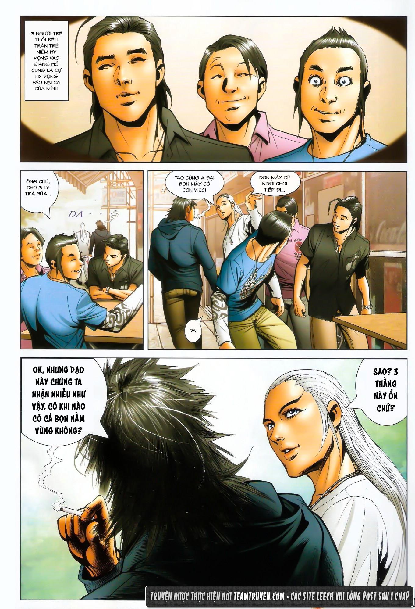 Người Trong Giang Hồ NetTruyen chap 1487 - Trang 19