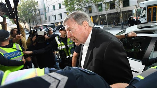 Pope Francis' close aide Cardinal George Pell to stand trial on sex abuse offenses
