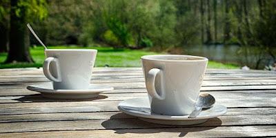 Πίνοντας καφέ παρέα με τον εξυπνότερο Έλληνα !
