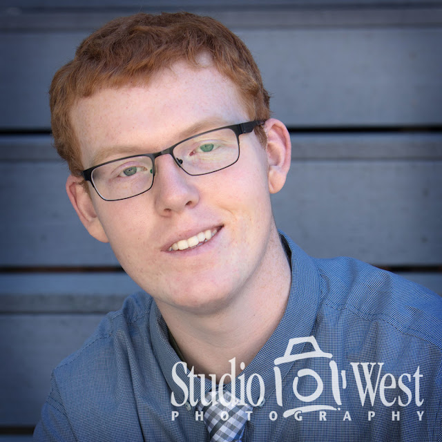 High School Senior Portraits - Senior High Photographer - Class of 2018 - Studio 101 West Photography