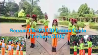 Download Senam TK/PAUD Irama Ceria Terbaru 2017