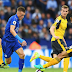 #1 - Leicester City 0-0 Arsenal