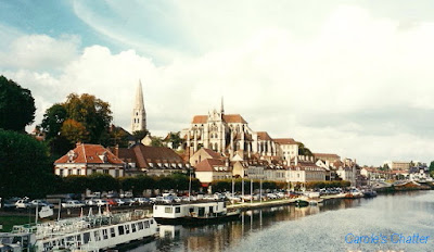 Carole's Chatter: Throwback Thursday – Travelling Back in Time – River Cruising in France