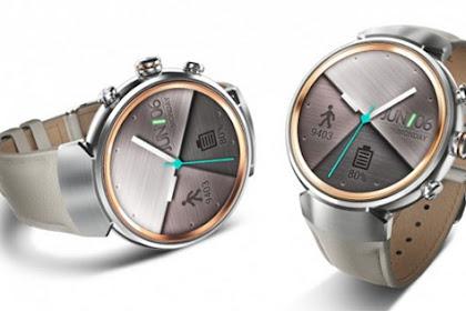 Harga dan Spesifikasi Asus Zenwatch 3
