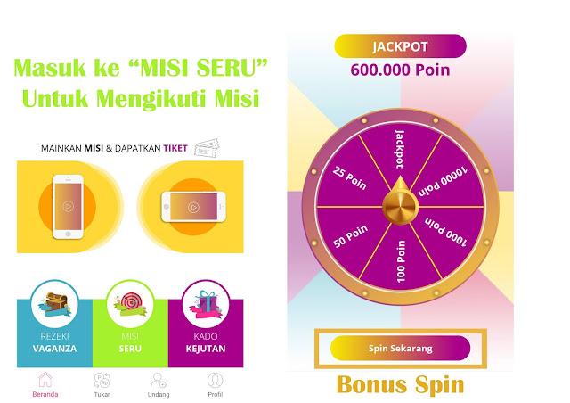 Misi Seru AD-IT Forward untuk mendapatkan poin