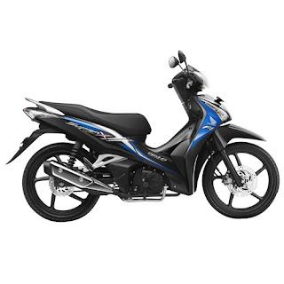 Sepeda Motor Supra X 125 Helm In 2