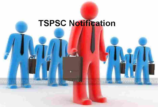 TSPSC Notification