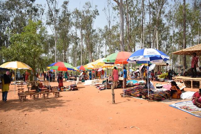 Sonajhuri Market @DoiBedouin