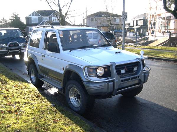 1994 Mitsubishi Pajero Turbo Diesel Intercooler