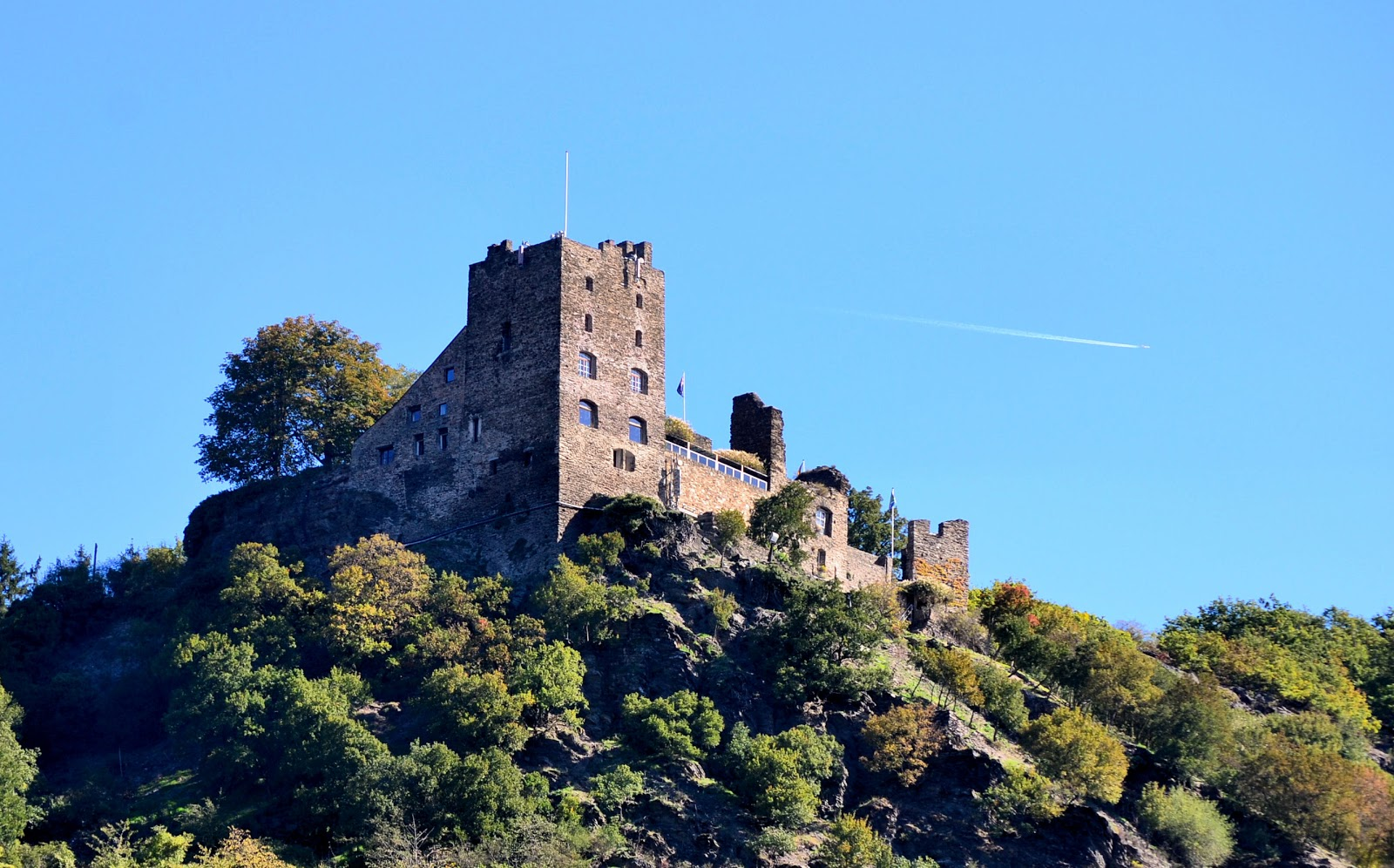 Castle Liebenstein is the other of the Hostile Brothers.