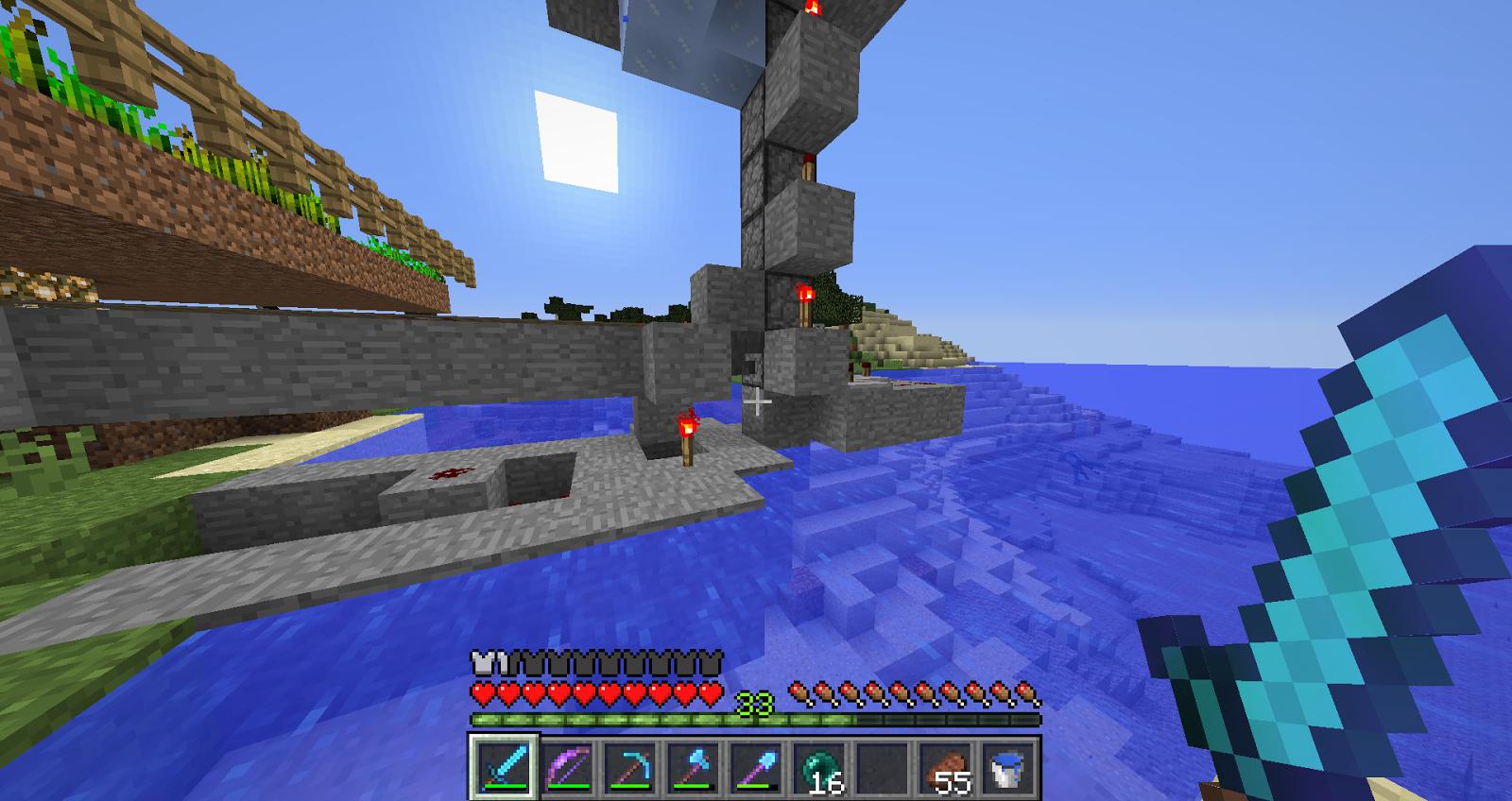 My Advanced Minecraft Adventure: Day 9: Auto Farms!