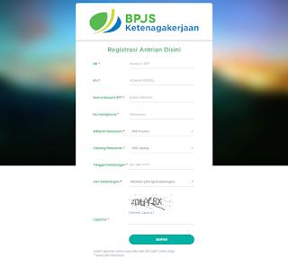 Cara Daftar Antrian Online Untuk Pencairan JHT BPJS Ketenagakerjaan