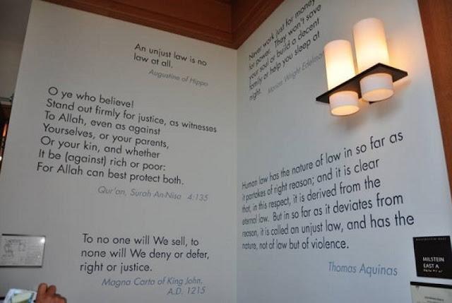 Harvard Akui Al-Quran Sebagai Ekspresi Keadilan Terhebat Sepanjang Sejarah