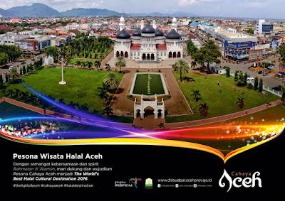 Wisata Halal Terbaik Aceh