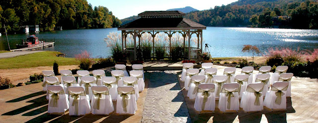 Lake Lure Wedding Venues