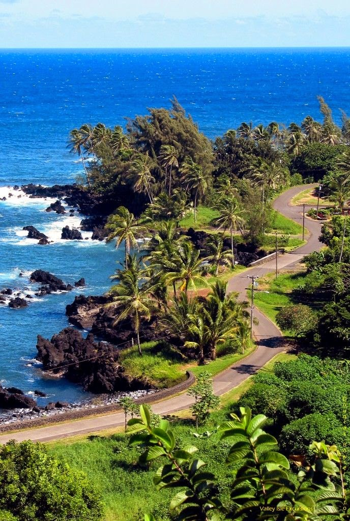 Sizzling Tourist Hotspots in Hawaii | The Road to Hana, Maui, Hawaii