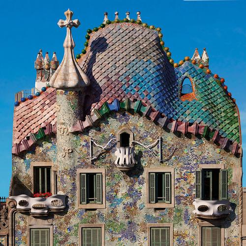 Arte para nios Biografa de Antoni Gaud para nios