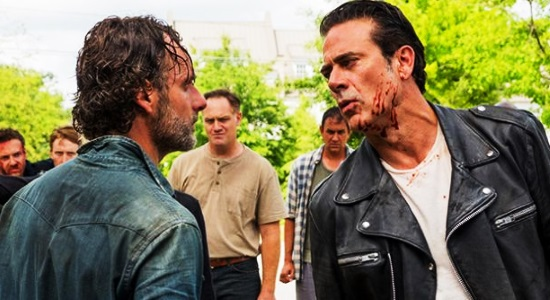 THE WALKING DEAD, EPISODIO 7X09