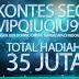 Info jelang pengumuman Kontes SEO Agen Domino Vipqiuqiu99.com 2017