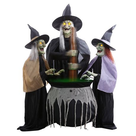 sorcières halloween