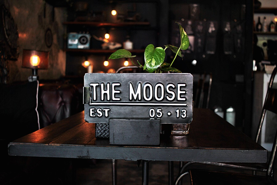 the moose espresso bar