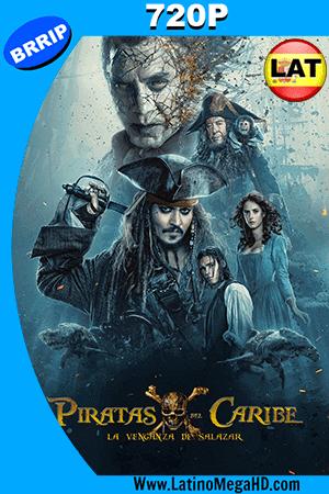 Piratas Del Caribe: La Venganza De Salazar (2017) Latino HD 720p ()
