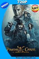 Piratas Del Caribe: La Venganza De Salazar (2017) Latino HD 720p - 2017