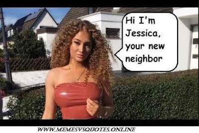You're New Neighbor