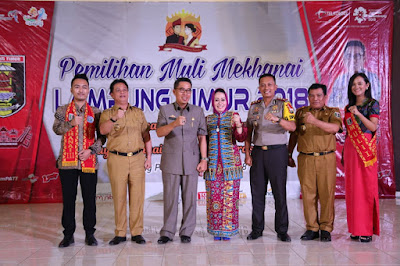 Pemkab Seleksi Pemilihan Muli Mekhanai Lampung Timur 2018