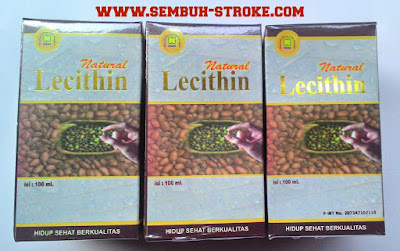 Obat Stroke NASA natural lecithin
