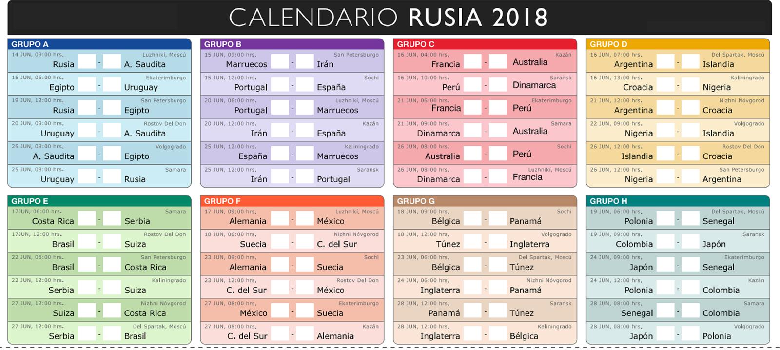 ¿Son estas aplicaciones para ver fútbol válidas para ver todo el Mundial de Rusia 2018?