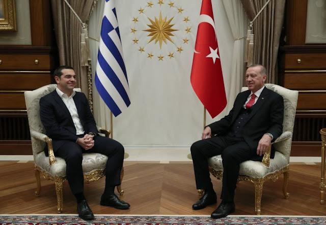 Ο Τσίπρας πρότεινε στα 200 χρόνια από την επανάσταση (2021), η Τουρκία να είναι τιμώμενη χώρα στην ΔΕΘ