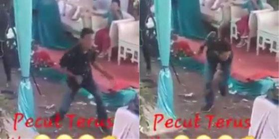 Video Lucu: Mas Ini Tiba-Tiba Joget Heboh di Acara Resepsi Pernikahan