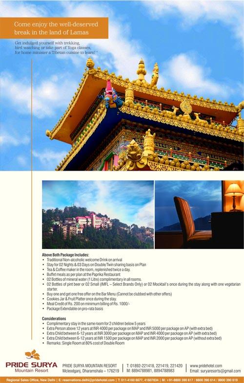 Hotel Promotional Design- Pride Surya