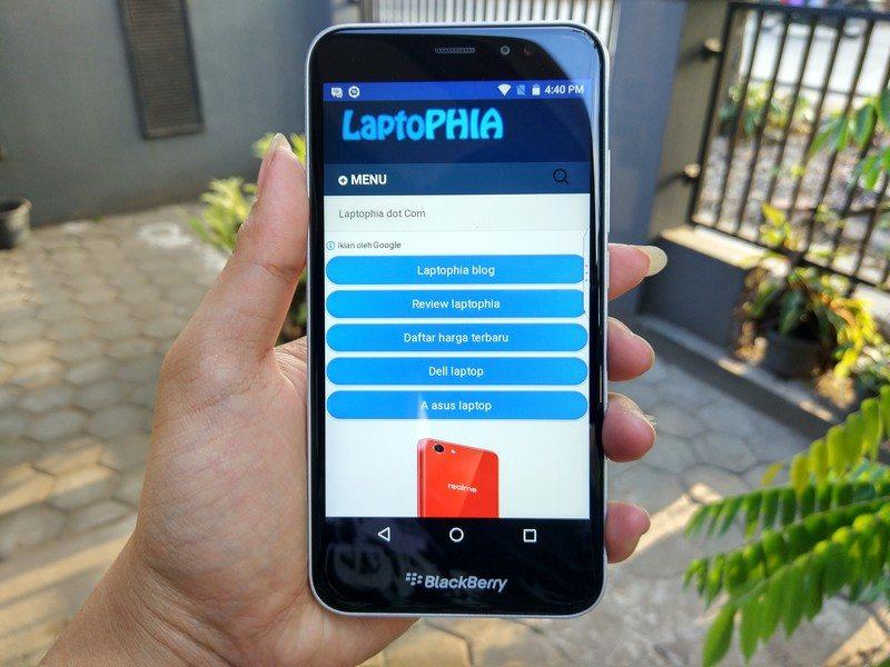 BlackBerry Aurora Review: Smartphone RAM 4GB Termurah!