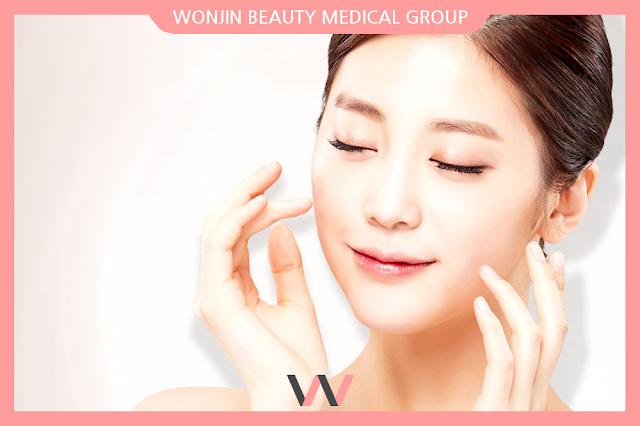 Muda Dengan Tanam Benang (Face Lifting) Wonjin