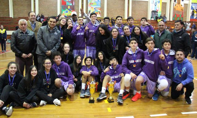 Deportistas regionales que nos representarán en los Juegos Deportivos Escolares