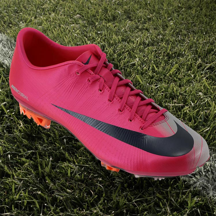 ed3dd20e04192 Nike Mercurial Vapor Superfly FG Rosa ~ MUNDO FIFA 2007