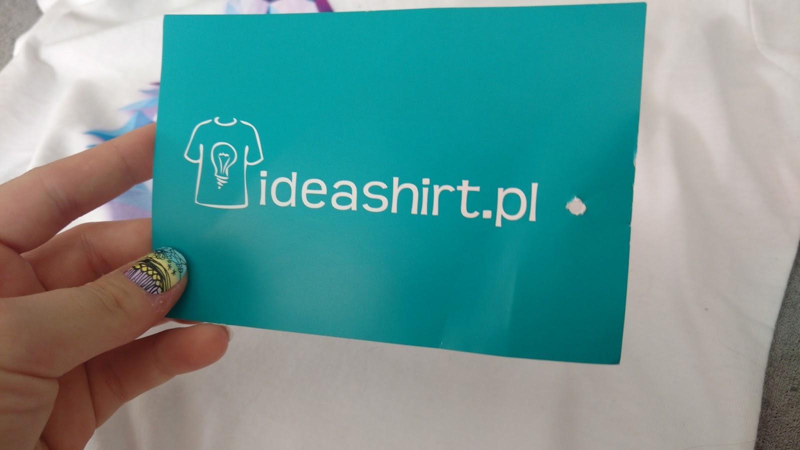 ideashirt.pl- zaprojektuj swoją koszulkę