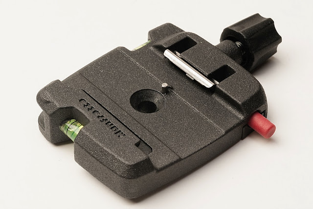 Manfrotto Q6 Top Lock QR Adaptor overview