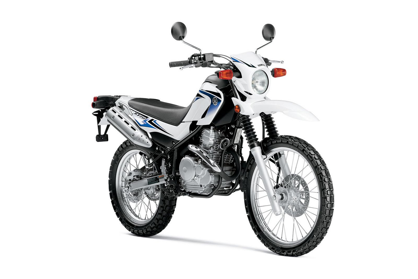 Yamaha Xt250 Specifications And Pictures Latest