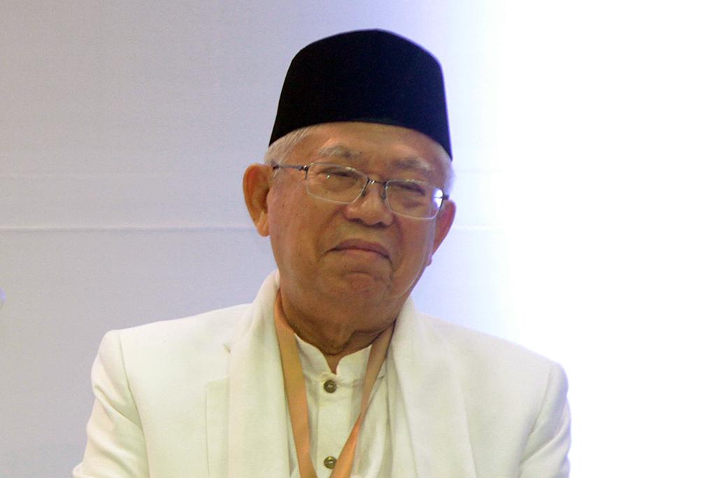 Lagi, Ma'ruf Sindir Prabowo, Ini Katanya