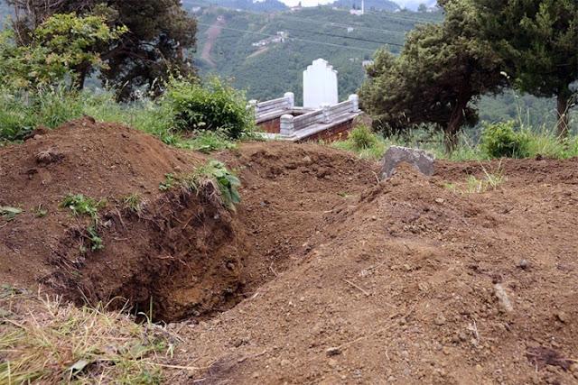 Κατέστρεψαν Ελληνικούς τάφους στην Τραπεζούντα